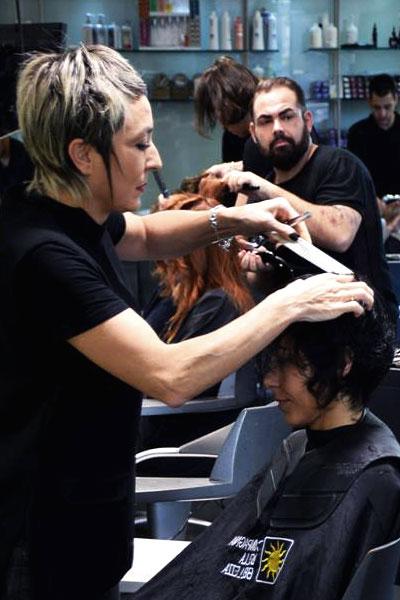 Parrucchiere uomo donna bambino roma